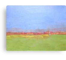 """Paris in Summer"" Canvas Print"
