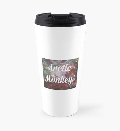 Arctic Monkeys galaxy print Travel Mug