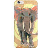 The elephant iPhone Case/Skin