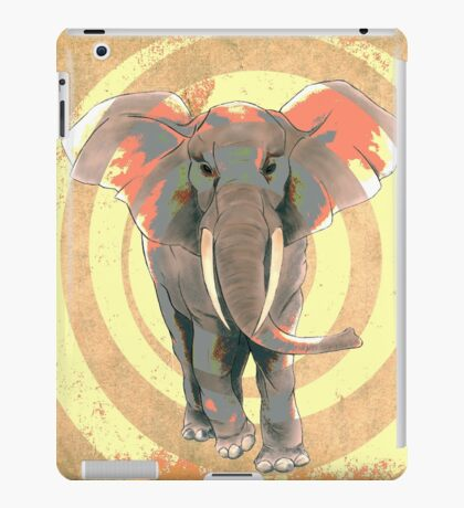 The elephant iPad Case/Skin