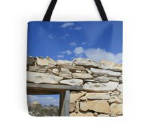 Terlingua Abode Tote Bag