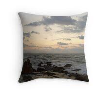 Peaceful Rising Throw Pillow