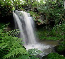 Ridge lane waterfall by dougie1