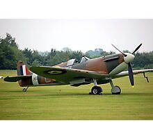 Spitfire Mk1 Photographic Print