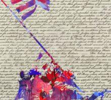 Iwo Jima Delcaration of Freedom Sticker