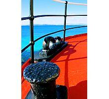 Land Ahoy Photographic Print