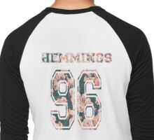 Hemmings '96- floral Men's Baseball ¾ T-Shirt