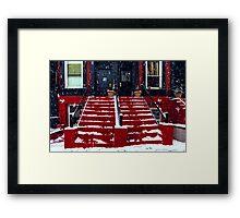 The Spanish Steps Framed Print