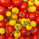 More Tomatoes by Tom  Reynen