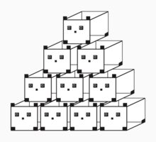 Panda Pyramid Kids Clothes