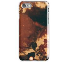 memories of a tree iPhone Case/Skin