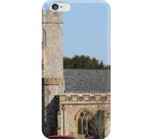 All Saints Parish Church Trull Somerset. iPhone Case/Skin