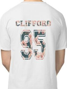 Clifford '95-floral Classic T-Shirt
