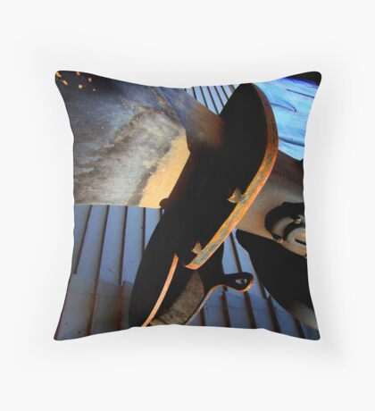 Space Odyssey Perception  Throw Pillow