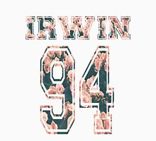 Irwin '94-floral Men's Baseball ¾ T-Shirt