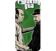 Breaking GTA iPhone Case/Skin