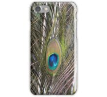 Pretty Peacock Feathers iPhone Case/Skin