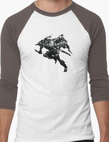 ES Birthsigns: The Thief Men's Baseball ¾ T-Shirt