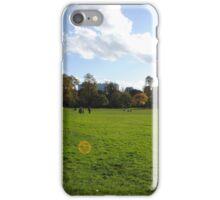 Welcome November iPhone Case/Skin