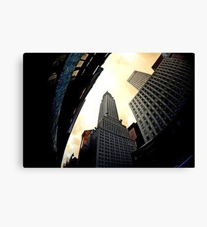 Chrysler Building Canvas Print
