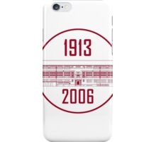 Highbury The Home Of Invincible Football iPhone Case/Skin