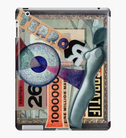 Coming Exploding Control. iPad Case/Skin