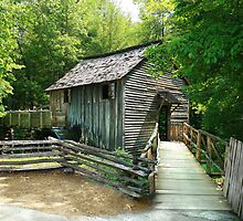 John P. Cable Mill by Lisa G. Putman