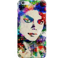 Michael Jackson The Man in the Mirror iPhone Case/Skin