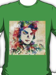 Michael Jackson The Man in the Mirror T-Shirt