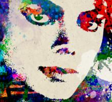 Michael Jackson The Man in the Mirror Sticker