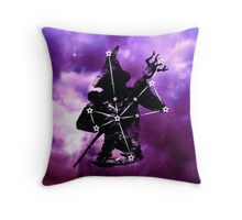 ES Birthsigns: The Apprentice Throw Pillow