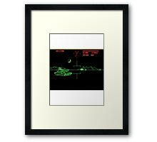 Battlezone 1981 Framed Print