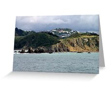 Wellington Entrance Greeting Card