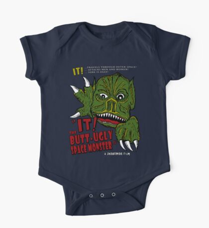 IT! Butt Ugly One Piece - Short Sleeve