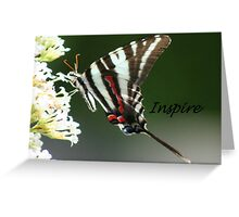 Inspire... Greeting Card