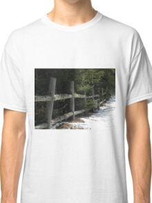 The Old Country Fence Classic T-Shirt