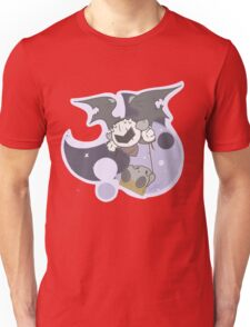 Kirby: Mirror world swings Unisex T-Shirt