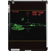 Battlezone 1981 iPad Case/Skin