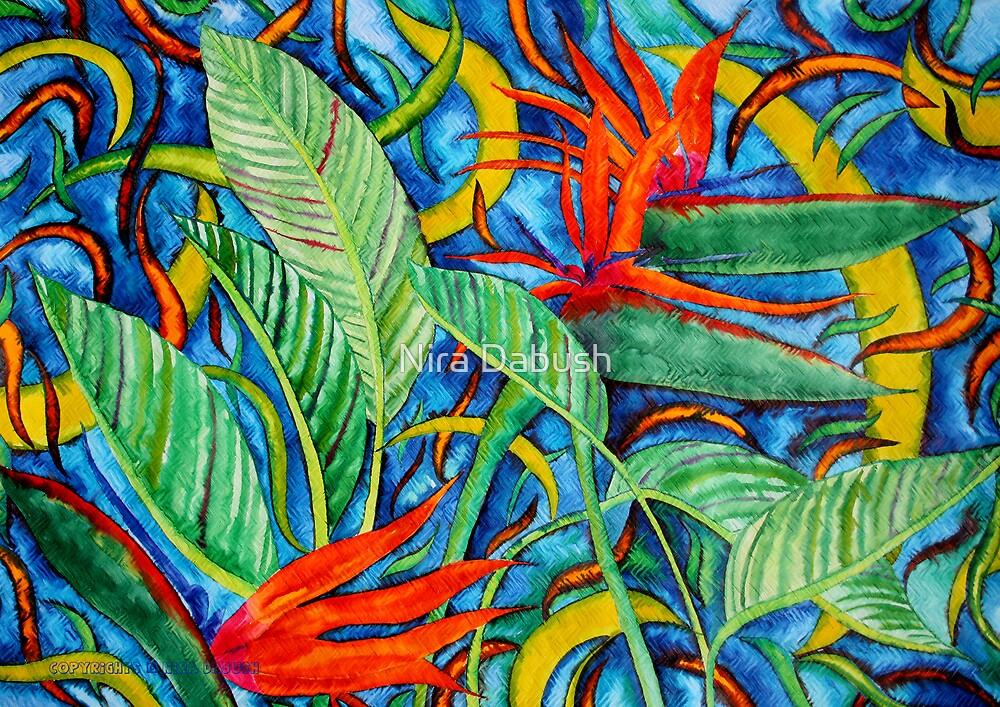 The Wildness of Nature by Nira Dabush