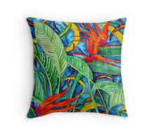 The Wildness of Nature Throw Pillow