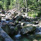 Mountain River  by HelenBanham
