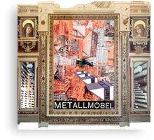 Big Screen. Metal Print