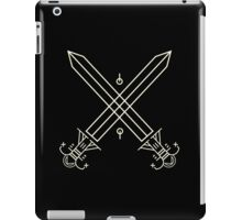 Two Swords iPad Case/Skin