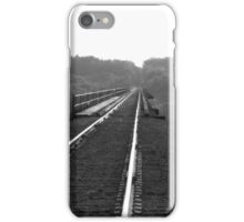 Lonely Train Bridge iPhone Case/Skin