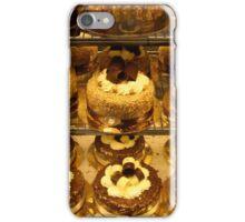 Brunetti's delicious desserts iPhone Case/Skin