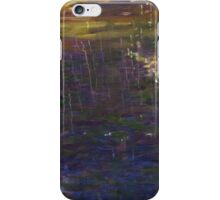 Giverney reflection iPhone Case/Skin