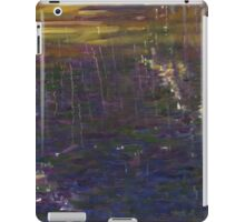 Giverney reflection iPad Case/Skin