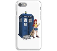 Lost In Space And Time iPhone Case/Skin
