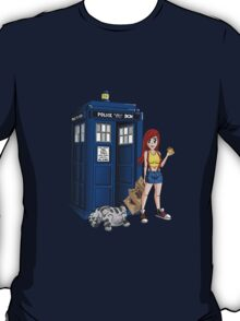 Lost In Space And Time T-Shirt