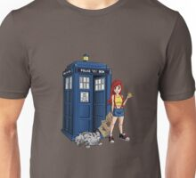 Lost In Space And Time Unisex T-Shirt